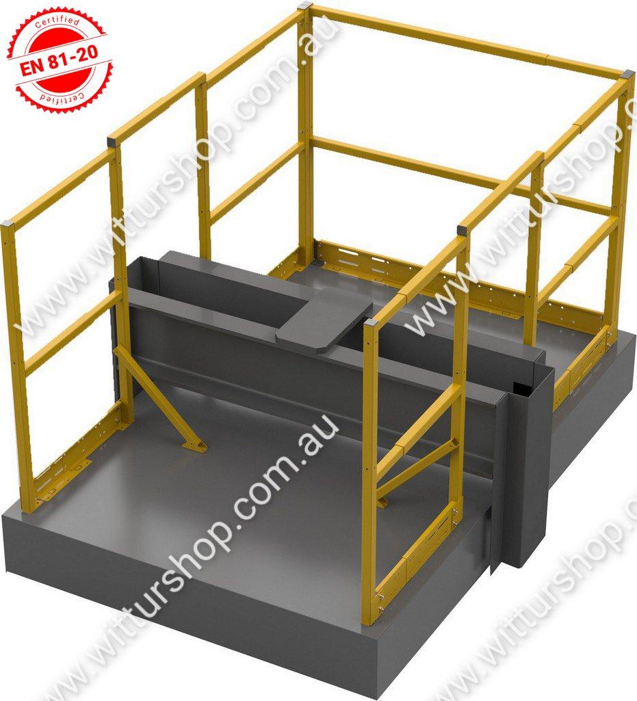 Modular Car Top Balustrade