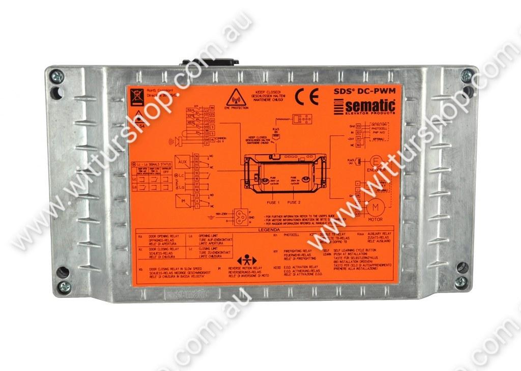 2000B CONTROLLER SDS© DC-PWM REL.4