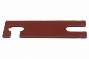 PACKER 1MM BRIDGE / SHUNT KF-9075 ALL SELCOM DOORS - Click for more info