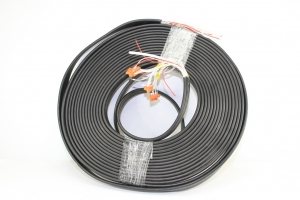 EPACK TRAVELLING CABLE HALOGENFREE PER M. (2X24X0,75MM2)