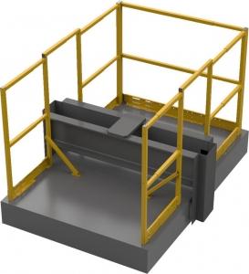 Modular Car Top Balustrade - Click for more info