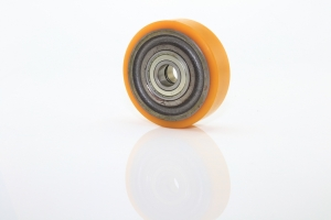 ECLIPSE PU ROLLER GUIDE DIA. 100X30MM - Click for more info