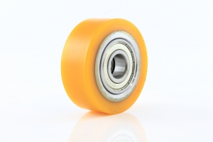 ECLIPSE PU ROLLER GUIDE DIA. 80X30MM