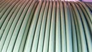 STEEL WIRE ROPE 6.5MM COATED-FLEXISTEEL G5, 7 STRAND (per m)